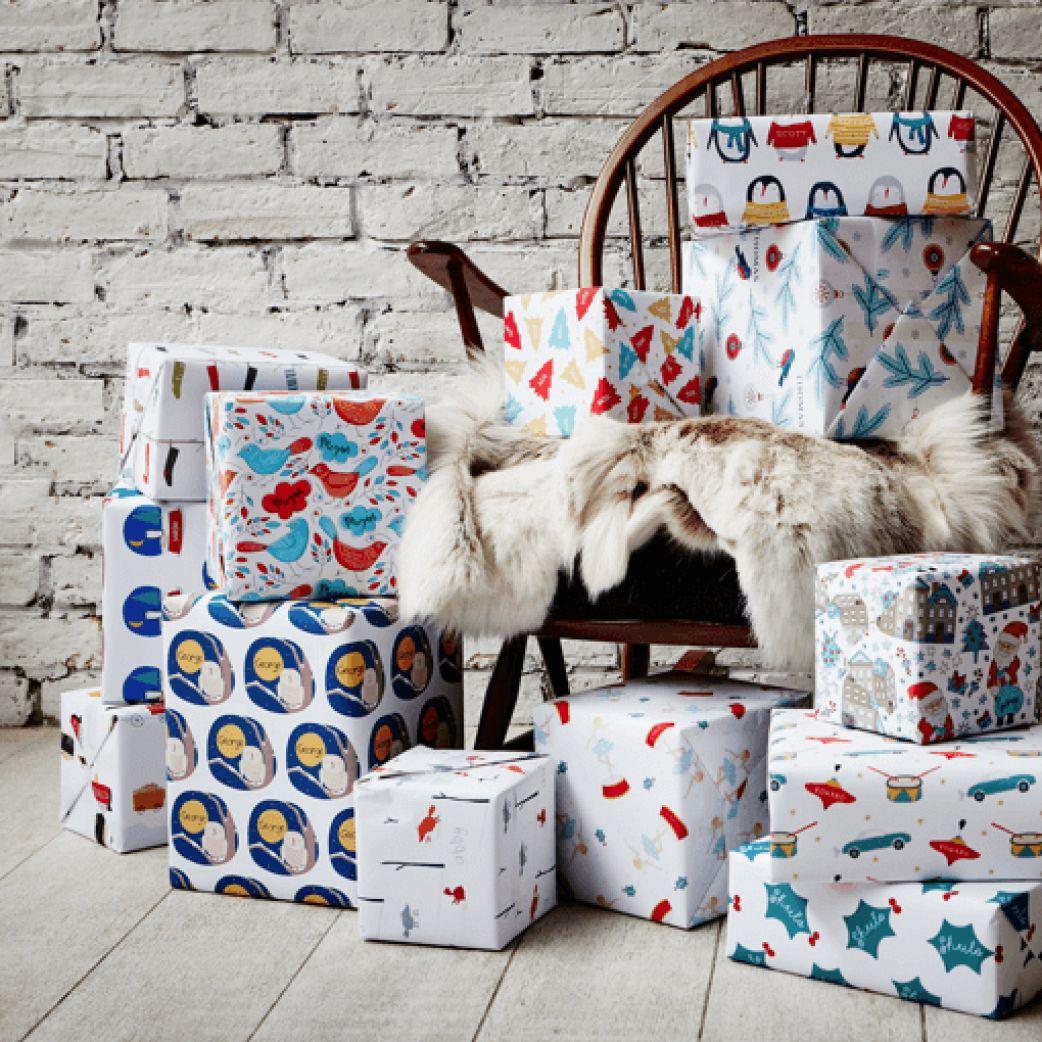 The Handmade Christmas Co Gift Wrap