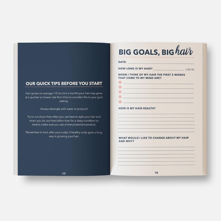 graphic and journal design